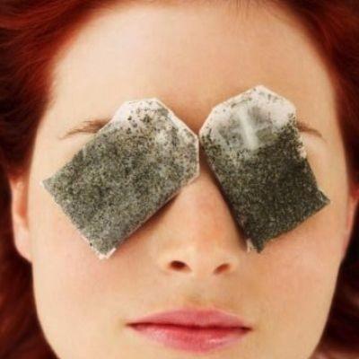 Elimina las ojeras rápidamente y de forma natural