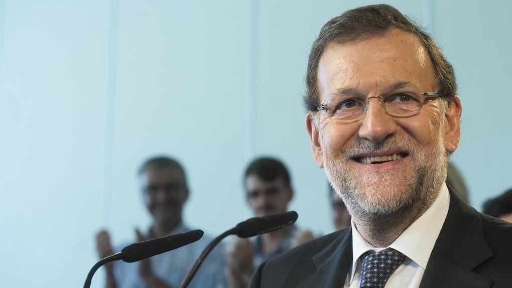 Rajoy sugiere cumplir déficit de éste año sin necesidad de medidas de ajuste adicionales