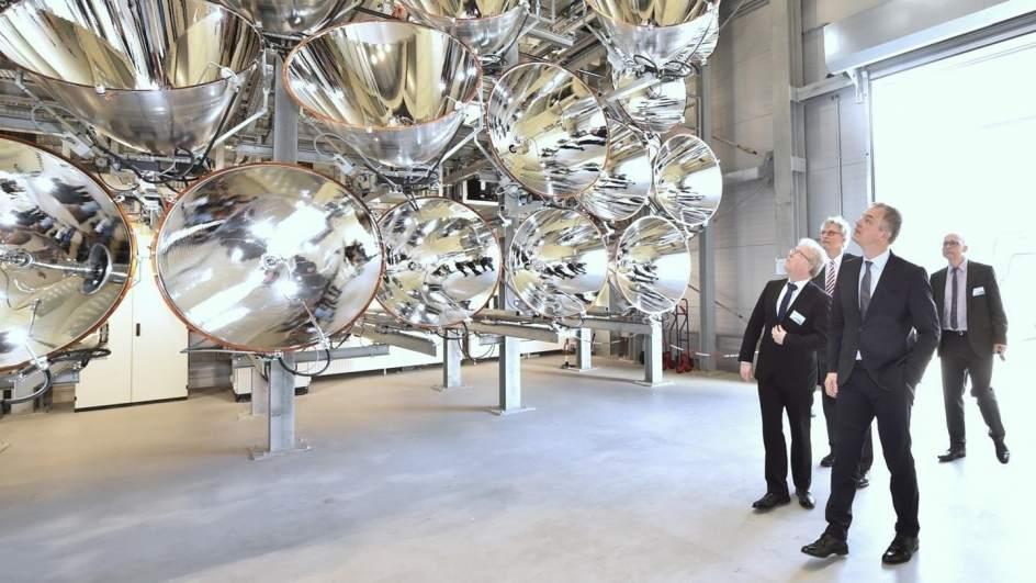 En Alemania han construido el mayor sol artificial del mundo
