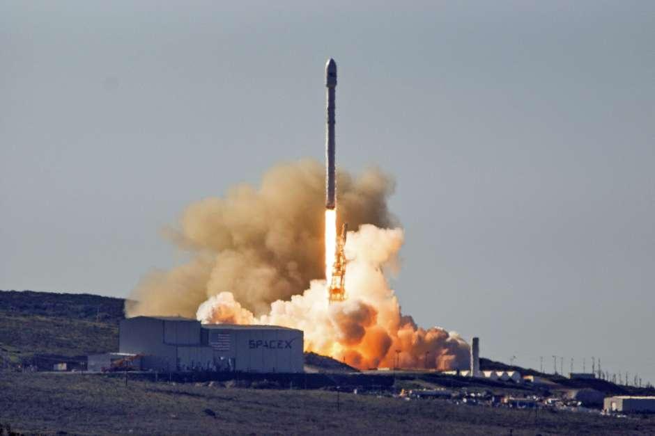 EEUU lanza un cohete que pondrá en órbita un satélite espía
