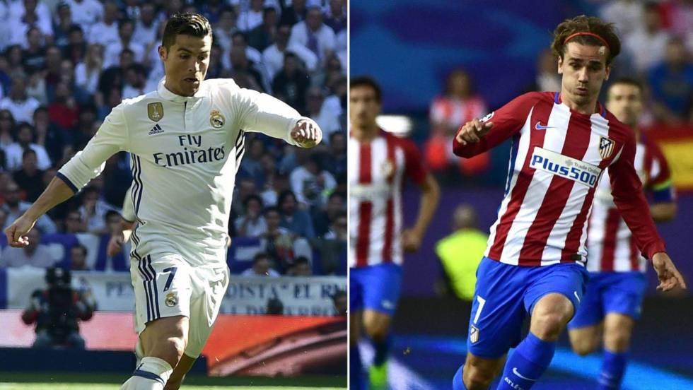 Atlético de Madrid vs Real Madrid: horario y dónde ver la Champions League en directo