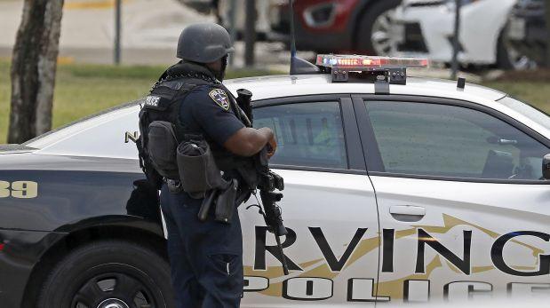 Breaking news! Tiroteo en colegio de Texas deja 2 muertos