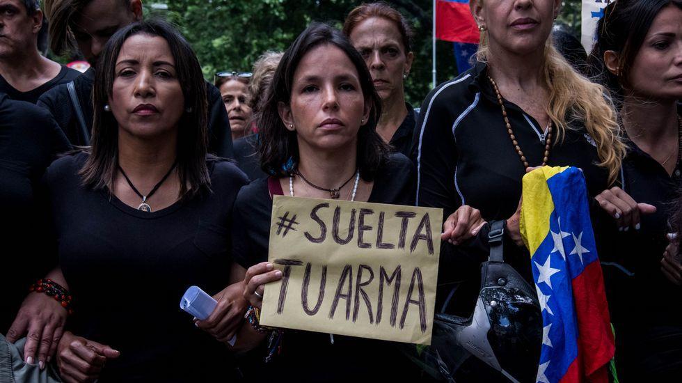 UE pide a Venezuela investigar incidentes violentos, liberar políticos opositores y respetar derechos constitucionales