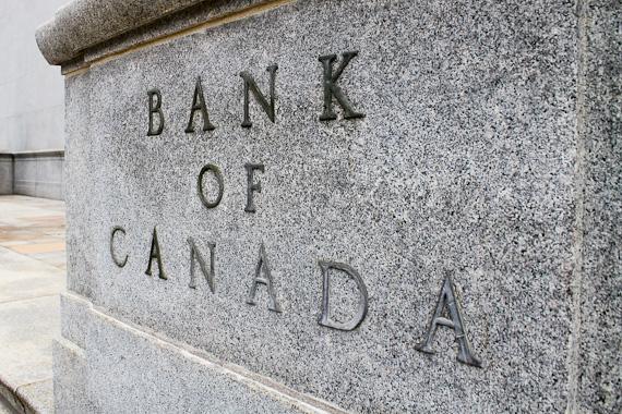 El Banco de Canadá se encuentra optimista sobre la economía canadiense