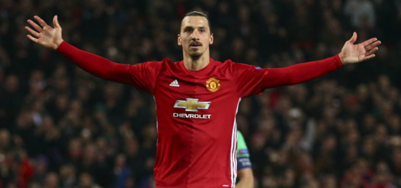 Manchester United no renovará el contrato de Zlatan Ibrahimovic