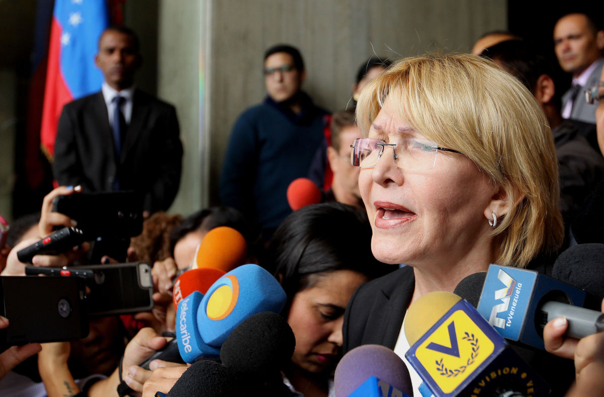 Fiscal General de Venezuela insta al Tribunal Supremo de Justicia anular el proceso de la Constituyente