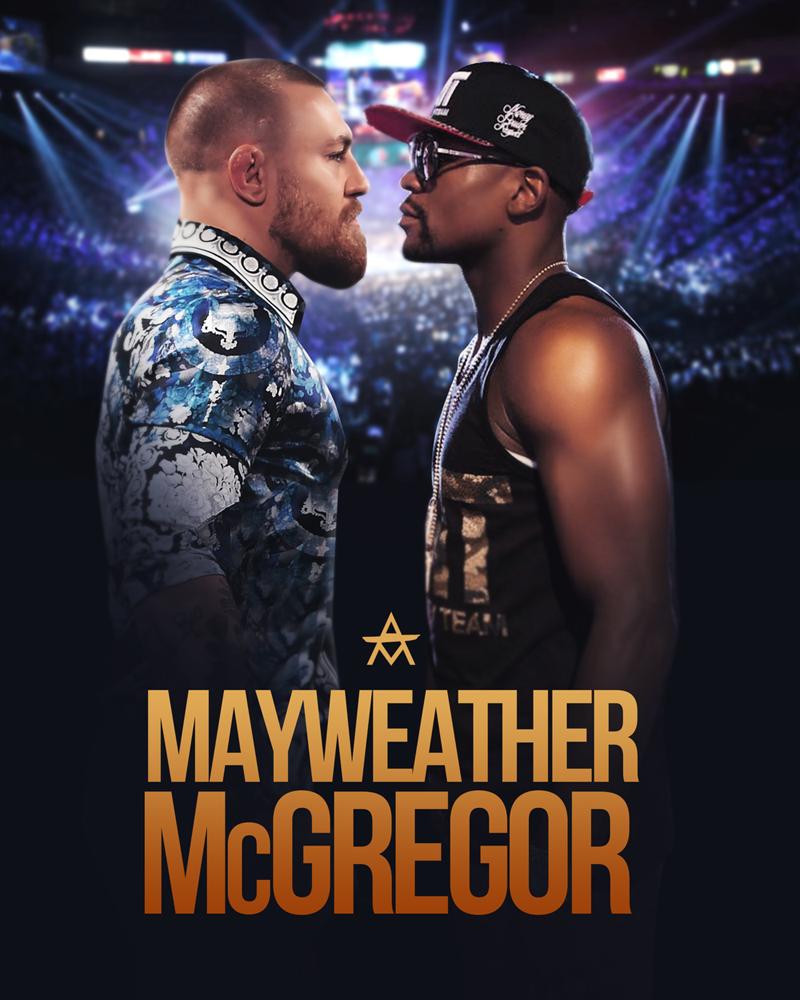 Floyd Mayweather y Conor McGregor tienen una nueva fecha para su pelea en Las Vegas