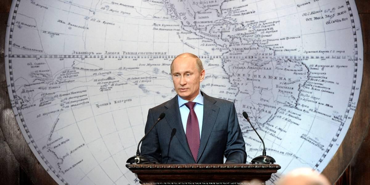 Putin, denunció que EE.UU utiliza amenaza nuclear de Corea del N. para despliegue de su escudo antimisiles en el Pacífico