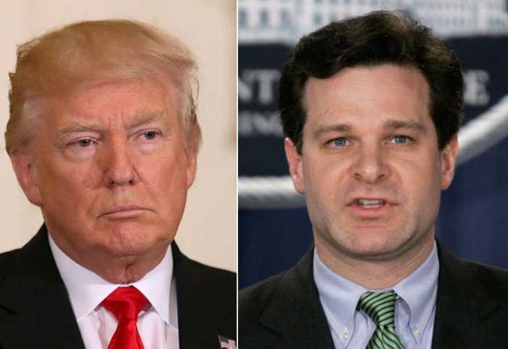 Trump nominará a Christopher A. Wray a nuevo director del FBI
