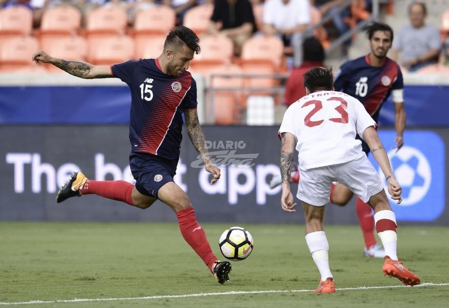 Sorpresivo empate de Canadá con Costa Rica en la Copa de Oro