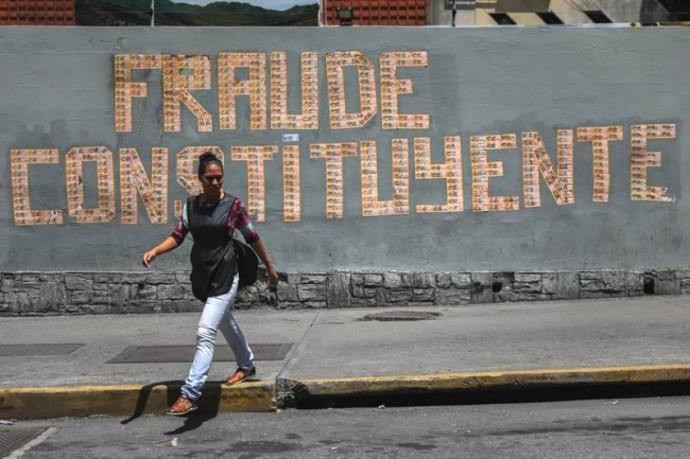 Canadá y comunidad internacional desconocen ilegítima Constituyente de Maduro