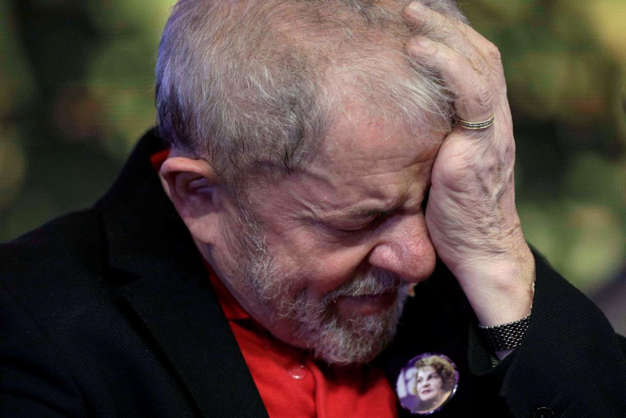 Lula condenado a nueve años de prisión
