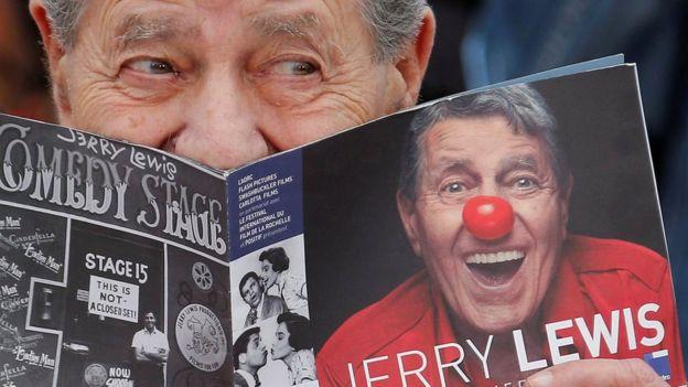 Muere la leyenda de la comedia estadounidense Jerry Lewis a los 91 años