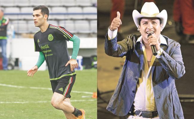 EE.UU. sanciona a Rafa Márquez y al cantante mexicano Julión Álvarez por vínculos con el narcotráfico