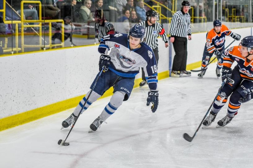 KIJHL: Thunder Cats locked in on winning Championship
