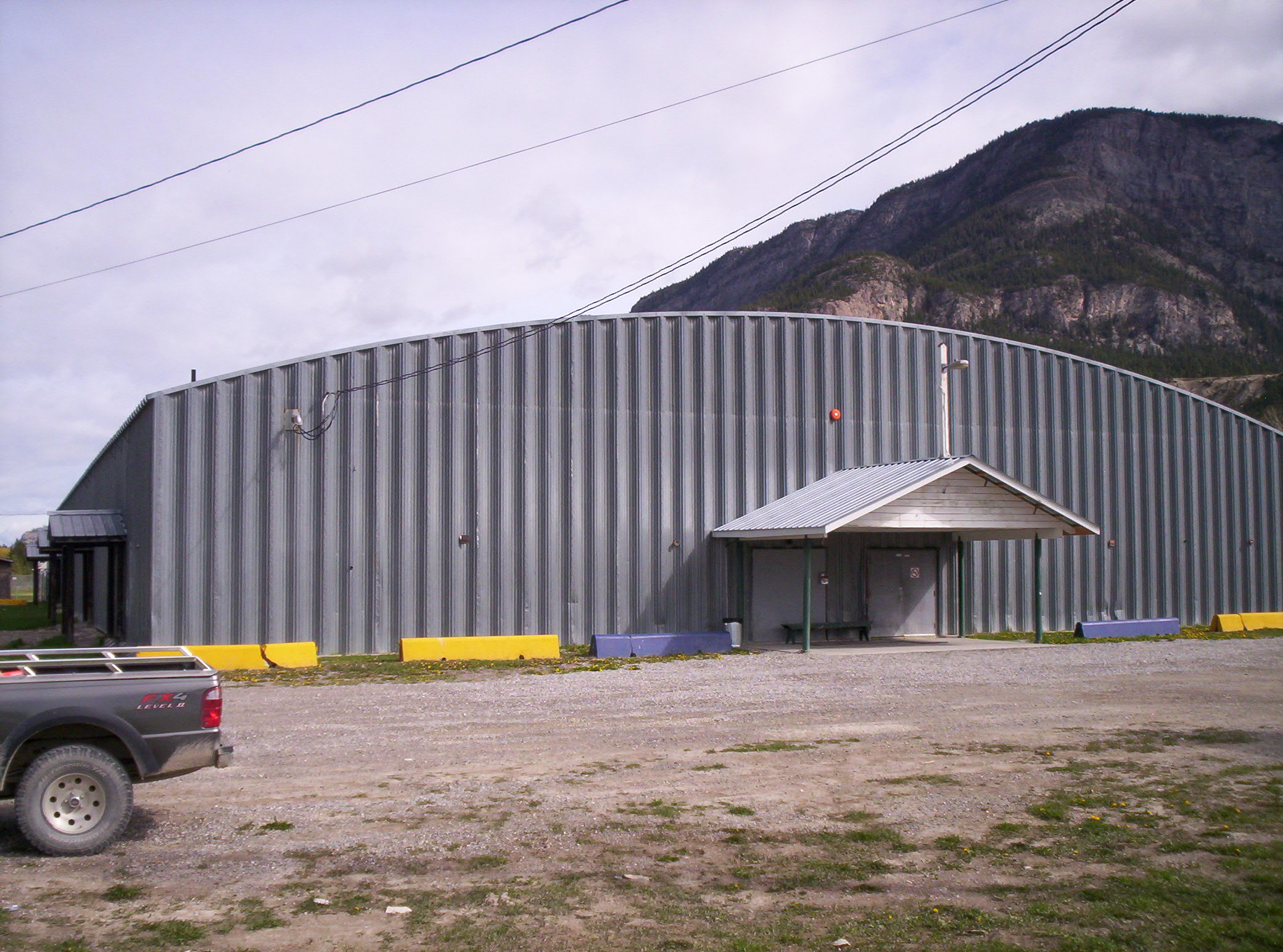 CBT grant to help females feel welcome at Canal Flats arena