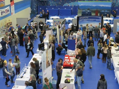 COTR to host record number of exhibitors at Career Fair Wednesday