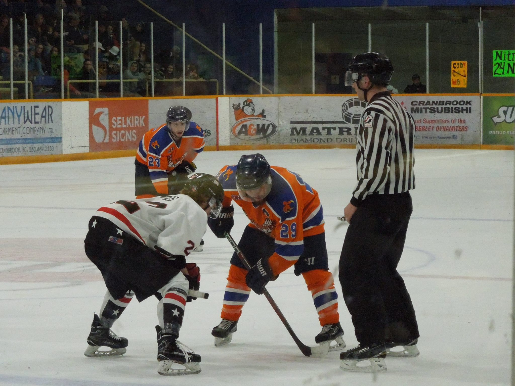 KIJHL: Win or go home as Nitros visit Nitehawks in Conf. Final GM5