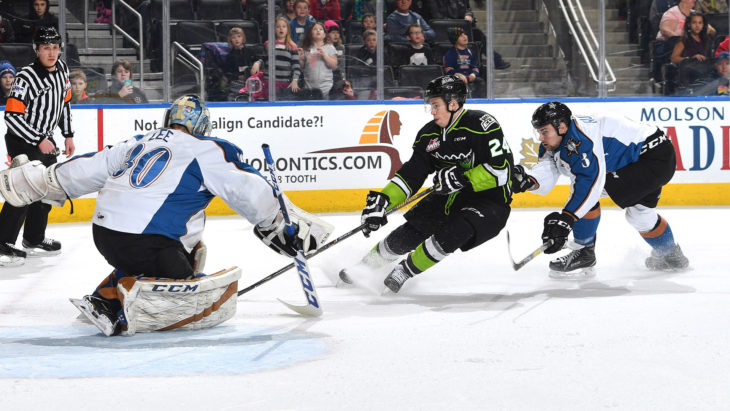WHL: ICE taken to school by Oil Kings in annual Hockey Hooky game