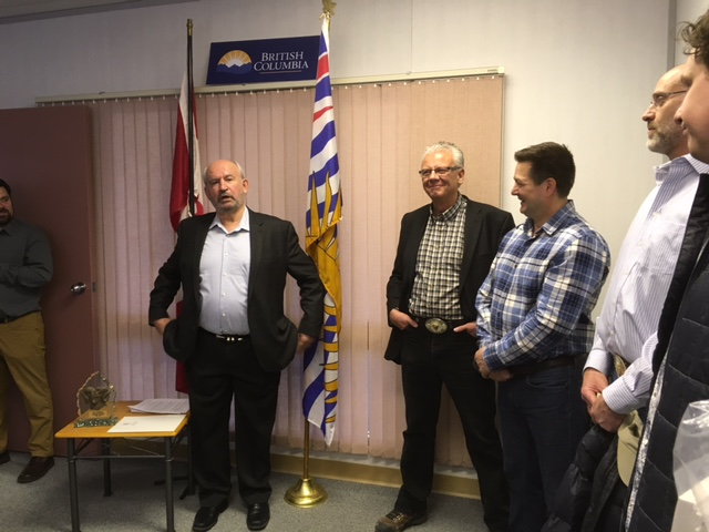 MLA Bennett unveils Liberals promise to create independent wildlife agency