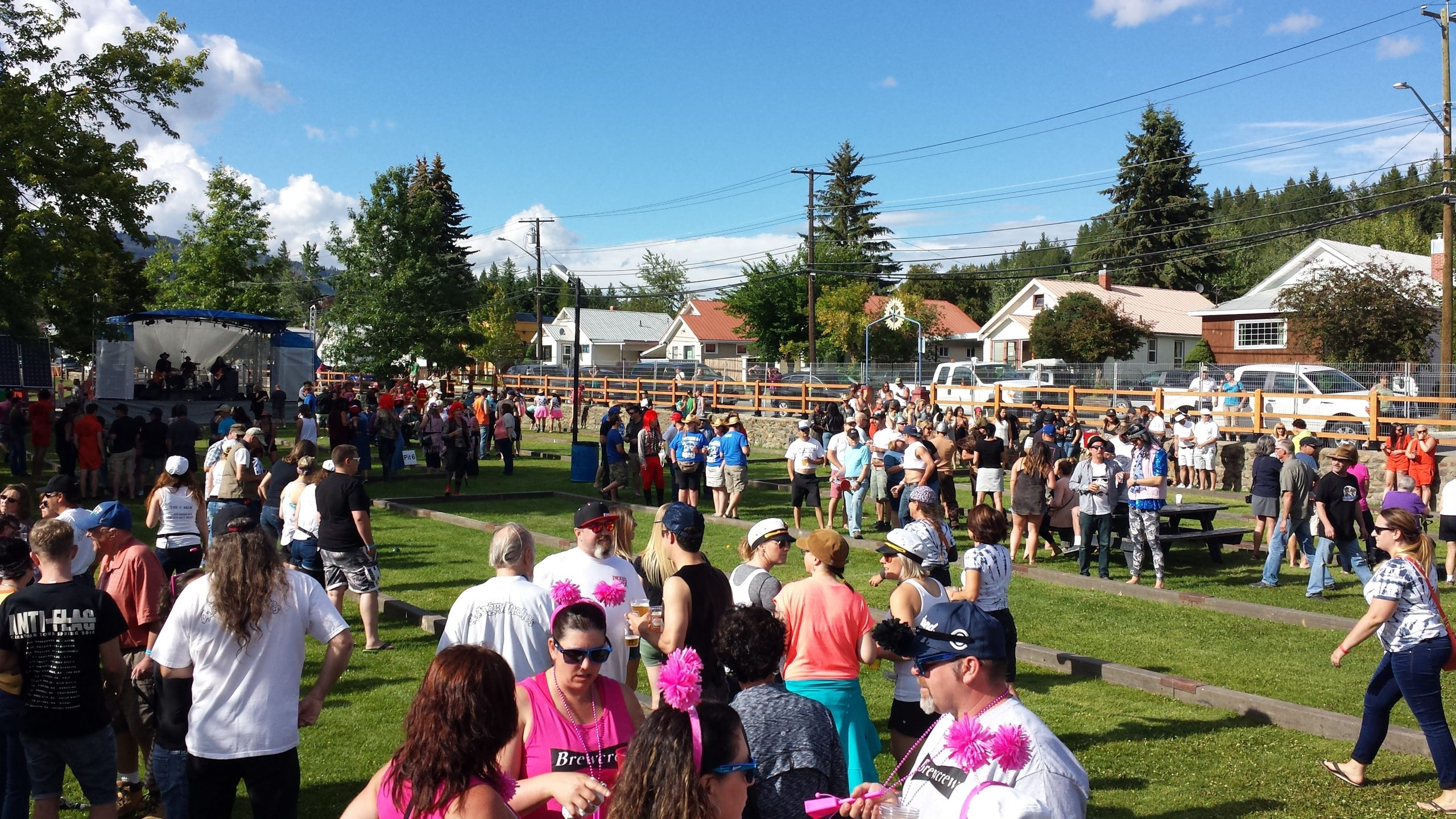 Kimberley's JulyFest moving to Centennial Park