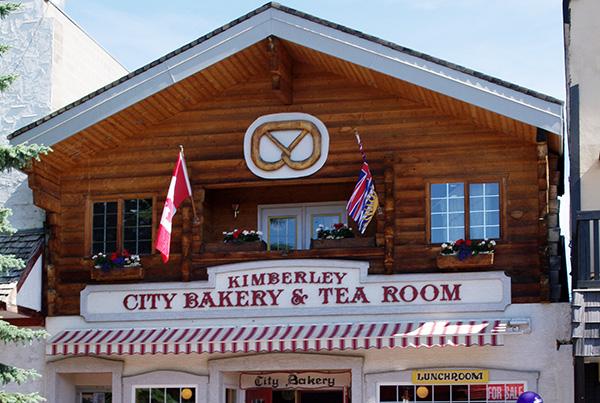 Kimberley City Bakery unveils southpaw pretzel