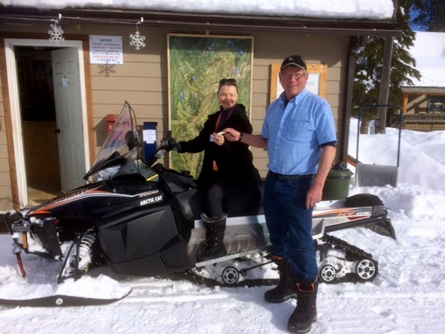 Kimberley Nordic Club invests around $20k into trail maintenance