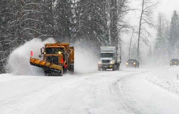 Highways contractor warns of snow, colder temperatures this week