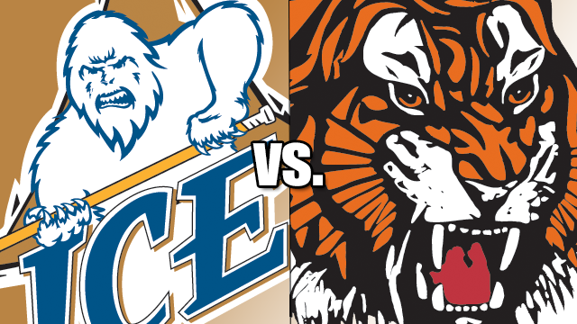 WHL: ICE fight back but fall in OT vs. Tigers