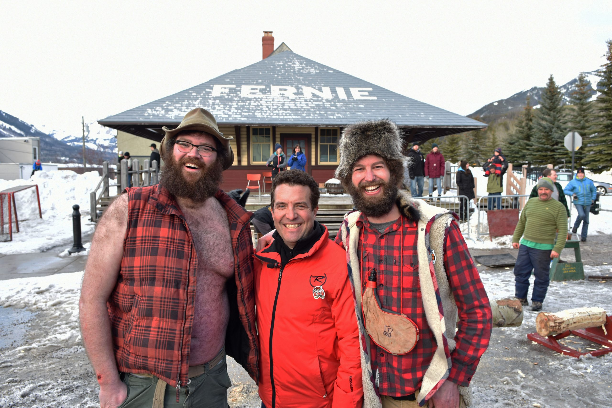 """Rick Mercer credits Fernie, and his cameraman, for great """"Report"""" episode"""