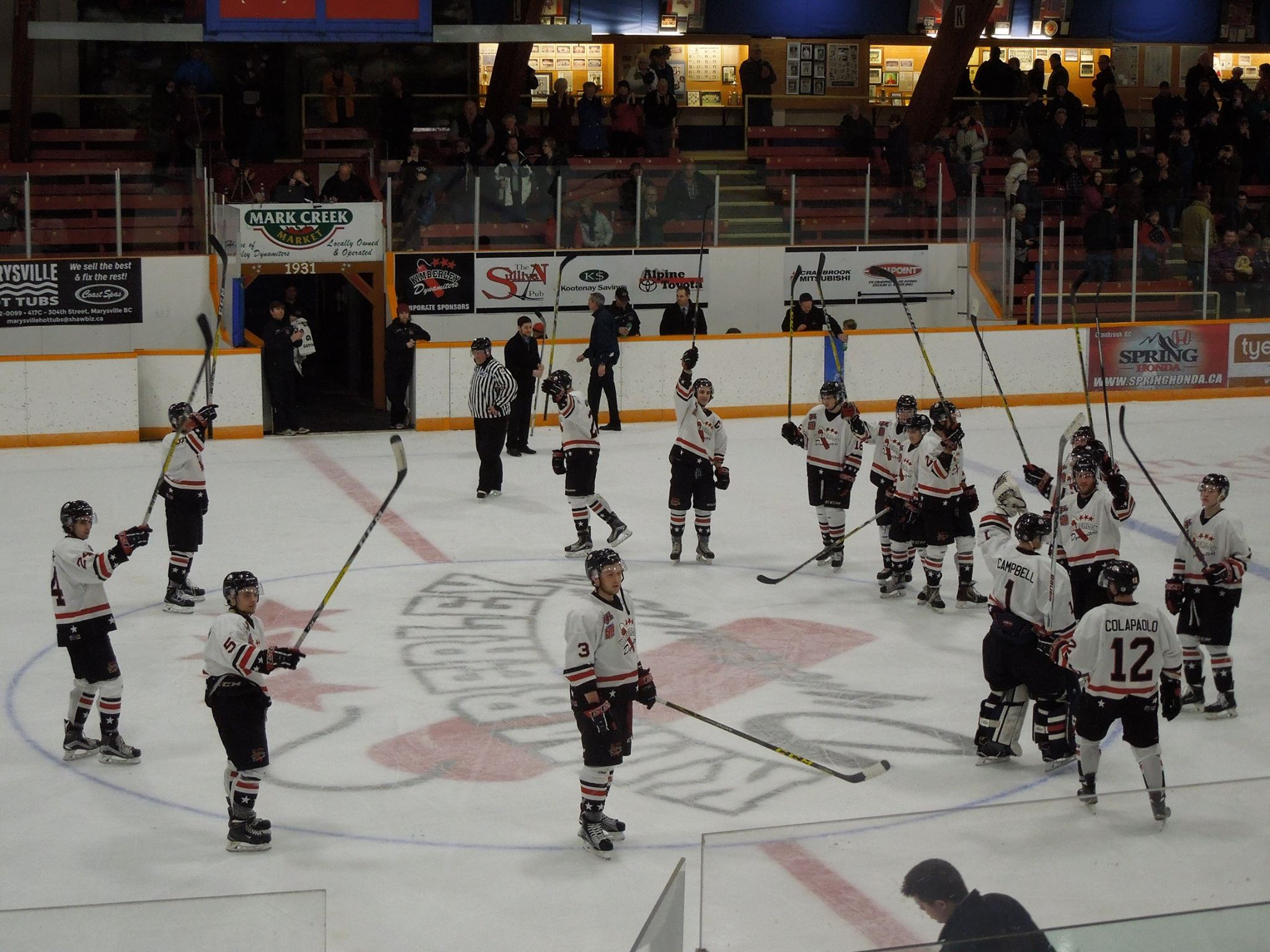 "KIJHL: Nitros ready to ""live it up"""