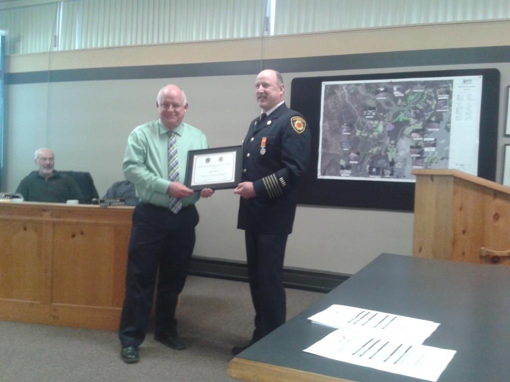 Kimberley Fire Chief will retire this year