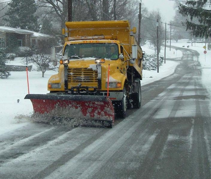 Highways contractor expects black ice as temperatures drop