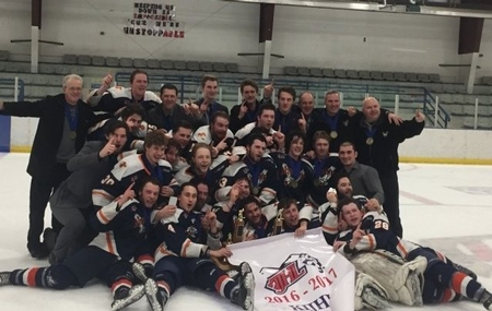 KIJHL: Nitehawks sweep Heat for third championship in six years
