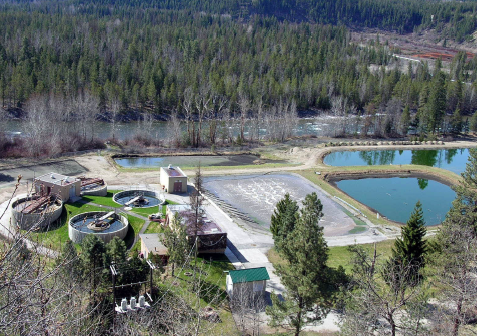 Kimberley receiving $2.1 million through federal grant for wastewater plant study