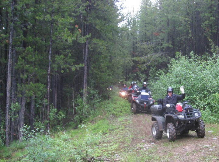 Kootenay ATV club praises BC study on enforcing fines for Albertans