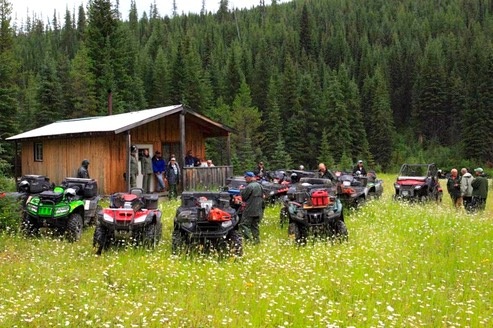 Local CO's move forward with zero tolerance on ORV ban
