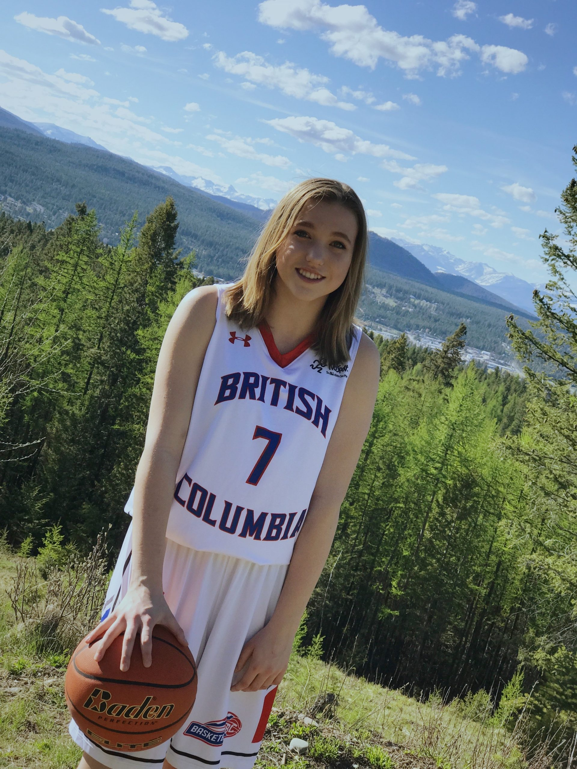 Cranbrook girl to represent BC at U-15 National Basketball Championship