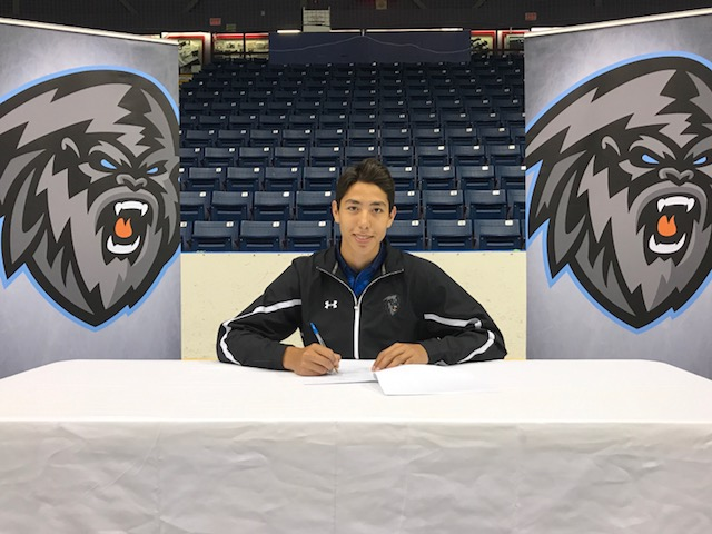 ICE sign 2017 second round pick McMaster