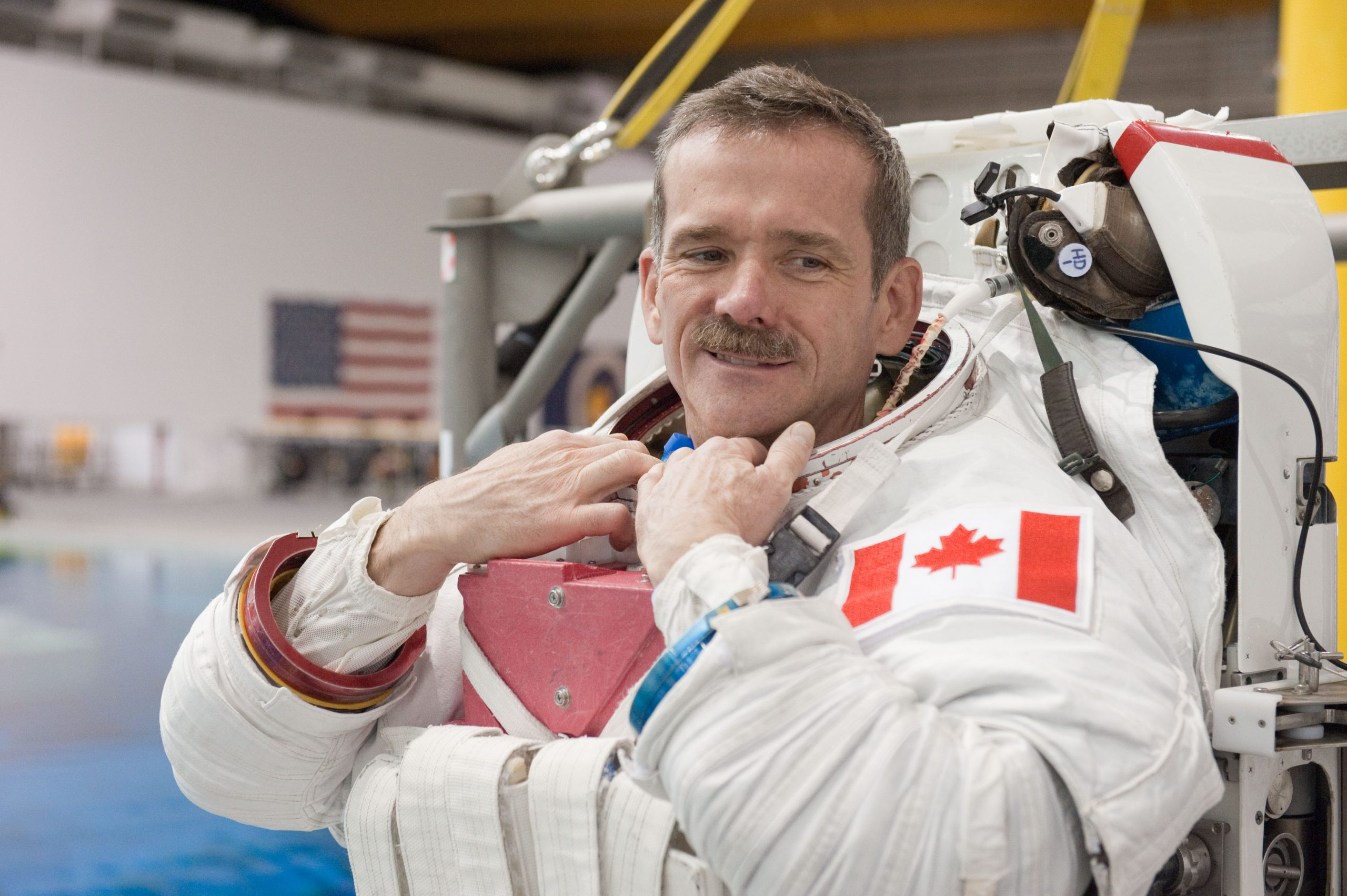 Astronaut Chris Hadfield to speak in Cranbrook, Kimberley