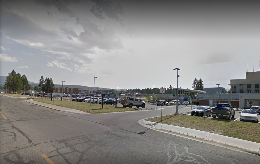 Road work outside East Kootenay Regional Hospital begins Wednesday