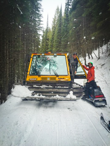 Increased backcountry traffic pushing Fernie snowmobile group to expand