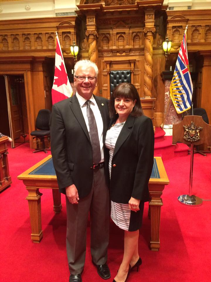 MLA Clovechok named Parliamentary Secretary to Premier