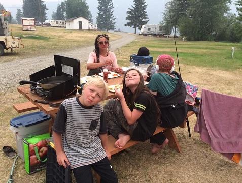 Kimberley man shares harrowing Williams Lake evacuation story