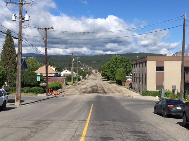 Cranbrook road work update