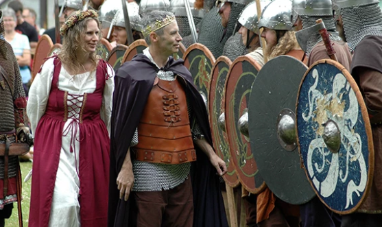 Vikings to siege Kimberley with 3rd Medieval Festival