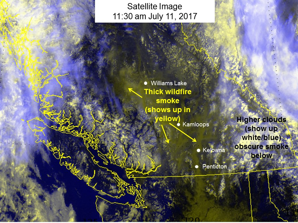 Smokey skies bulletin expanded to East Kootenay