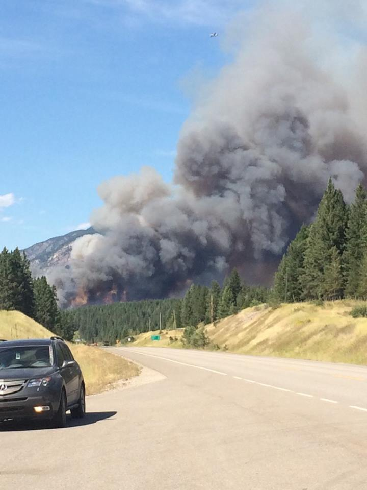 SE Fire Centre nowhere near top regional fire numbers