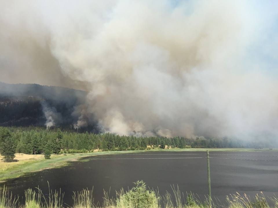 LATEST: Crews in full force on 150, 280 HA East Kootenay wildfires