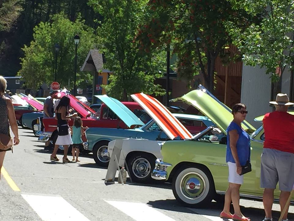 2nd Motor Mountain National Car show cruises into Kimberley